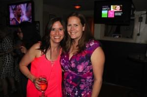 With Heather Thurmeier