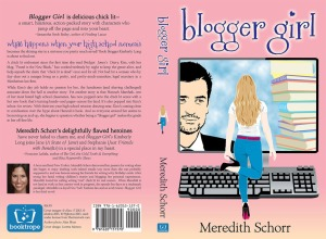 Blogger Girl - Full Cover