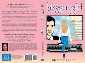 Blogger Girl - Full Cover