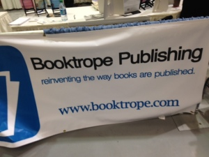 My awesome publisher!