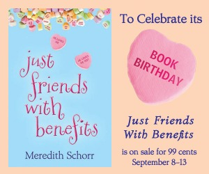 Happy Birthday to my Book Baby!