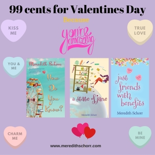 99 cents for Valentines Day