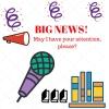 BIG NEWS!!!!